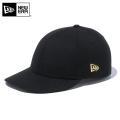 【メーカー取次】NEW ERA ニューエラ Basic Low Profile 59FIFTY ベーシック フラッグロゴ ブラックXゴールドロゴ 12491906 キャップ【Sx】