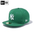 ☆10%OFF☆【メーカー取次】 NEW ERA ニューエラ 59FIFTY MLB ニューヨーク・ヤンキース ケリーXホワイト 12492041 キャップ【Sx】