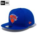☆10%OFF☆【メーカー取次】 NEW ERA ニューエラ 59FIFTY NBA ニューヨーク・ニックス ブルー 12492050 キャップ【Sx】