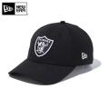 【メーカー取次】 NEW ERA ニューエラ 9FORTY レイダース ブラック 12492850 キャップ【Sx】 NFL