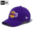 【メーカー取次】 NEW ERA ニューエラ 9FORTY ロサンゼルス・レイカーズ パープル 12492851 キャップ【Sx】NBA