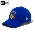 【メーカー取次】 NEW ERA ニューエラ 9FORTY ゴールデンステイト・ウォリアーズ ブルー 12492852 キャップ【Sx】NBA