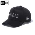 【メーカー取次】 NEW ERA ニューエラ 9FORTY D-Frame PARIS ブラック 12492854 キャップ【Sx】