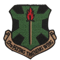 ☆20%OFFセール☆実物 新品 米軍12TH FLYING TRAINING WING パッチ #2