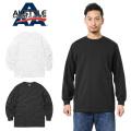 【メーカー取次】ALSTYLE アルスタイル 1304 クラシック L/S クルーネックTシャツ【S~XLサイズ】