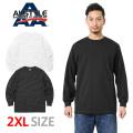【メーカー取次】ALSTYLE アルスタイル 1304 クラシック L/S クルーネックTシャツ【2XLサイズ】