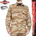 【キャンペーン対象外】TRU-SPEC トゥルースペック 米軍BDU Desert Tiger Stripe ジャケット