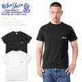 Velva Sheen ベルバシーン MADE IN USA 161907 VS LOGO TEE W/PK 半袖 クルーネックポケットTシャツ / メンズ レディース トップス ロゴ 米国製 アメリカ製