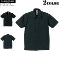 【メーカー取次】【キャンペーン対象外商品】C.A.B.CLOTHING ショートスリーブ ワークシャツ(ツイル) 2色【1647】