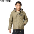 【即日出荷対応】新品 フランス海軍デッキジャケット TAN WAIPER.inc【WP23】 【Sx】