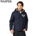 新品 フランス海軍デッキジャケット NAVY WAIPER.inc【16WP23】