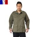 実物 新品 フランス軍 M-47 フィールドジャケット 前期型 コットン製★キャンペーン対象外★
