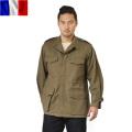 実物 新品 フランス軍 M-47 フィールドジャケット HBT(ヘリンボーンツイル)製★キャンペーン対象外★