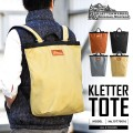 Kletterwerks クレッターワークス TOTE 2WAYバックパック【19770016】