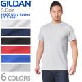 【メーカー取次】 GILDAN ギルダン 2000 Ultra Cotton 6.0oz S/S アダルト Tシャツ【Sx】