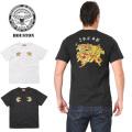 HOUSTON ヒューストン 21346 SOUVENIR EMBROIDERY Tシャツ