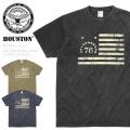 ☆まとめ割☆HOUSTON ヒューストン 21499 ヴィンテージ プリントTシャツ 76 FLAG