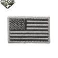 【キャンペーン対象外】【ネコポス便対応】CONDOR コンドル U.S. FLAG PATCH (ワッペン) FOLIAGE【T】