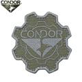 【キャンペーン対象外】【ネコポス便対応】CONDOR コンドル 243 GEAR PATCH (ワッペン) OD【T】