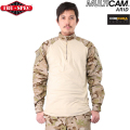 【キャンペーン対象外】TRU-SPEC トゥルースペック 1/4 ZIP COMBAT シャツ MultiCam Arid