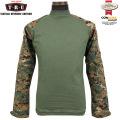 ★キャンペーン対象外★TRU-SPEC トゥルースペック Tactical Response Combat シャツ ウッドランドデジタル