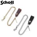 Schott ショット 3119037 ウォレットチェーン【Sx】 財布