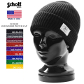 ☆ただいま15%OFF☆Schott ショット OLD SCHOOL  WATCH CAP9色【3149020】