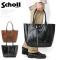 Schott ショット 3169008 LEATHER RIDERS トートバッグ 【キャンペーン対象外】