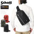 Schott ショット 3169017 NYLON ワンショルダーバッグ 【キャンペーン対象外】