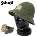 Schott ショット 3169043 MILITARY HAT【キャンペーン対象外】