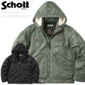 ☆まとめ割引対象☆Schott ショット 3182007 CWU フーデッドジャケット