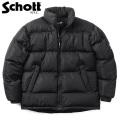 Schott ショット 3182018 ナイロン ハイブリッド ダウンジャケット