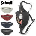 Schott ショット 3189028 レザー スモール ボディバッグ【キャンペーン対象外】 革
