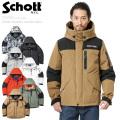 Schott ショット 3192036 2TONE SNORKEL ダウンパーカー スノーケル【キャンペーン対象外】