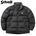 Schott ショット 3192045 ナイロン ハイブリッド ダウンジャケット【キャンペーン対象外】