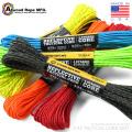 【即日出荷対応】ATWOOD ROPE MFG. アトウッド・ロープ タクティカルコード 3/32×50フィート REFLECTIVE Made In USA【キャンペーン対象外】