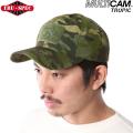 【キャンペーン対象外】TRU-SPEC トゥルースペック ADJUSTABLE TACTICAL CAP MultiCam Tropic【3357】