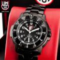 ☆複数点割引☆LUMINOX ルミノックス 3402 F-117 NIGHTHAWK メタルベルト腕時計