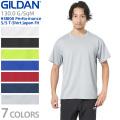 【メーカー取次】【ネコポス便対応】【XS~XLサイズ】GILDAN ギルダン 3BI00 3.8oz S/S Performance(パフォーマンス) Tシャツ Japan Fit【Sx】