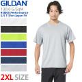 【メーカー取次】【ネコポス便対応】【2XLサイズ】GILDAN ギルダン 3BI00 3.8oz S/S Performance(パフォーマンス) Tシャツ Japan Fit【Sx】