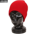 ☆20%OFFセール☆New York Hat ニューヨークハット 4740 BRUSHED BEANIE ブラッシュド ビーニー RED