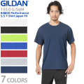 【メーカー取次】【ネコポス便対応】【XS~XLサイズ】GILDAN ギルダン 4BI00 4.6oz S/S Performance(パフォーマンス) Tシャツ Japan Fit【Sx】