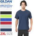 【メーカー取次】【ネコポス便対応】【2XLサイズ】GILDAN ギルダン 4BI00 4.6oz S/S Performance(パフォーマンス) Tシャツ Japan Fit【Sx】