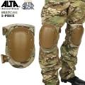 ALTA アルタ FLEX タクティカルニーパッド AltaLok Crye-MultiCAM【50413.16】