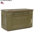 実物 米軍WW II 50CAL M2 AMMO BOX(弾薬箱)