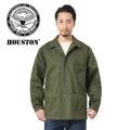 ★ただいま10%OFF★HOUSTON ヒューストン 51013 USMC HBT ユーティリティー ジャケット ミリタリーファッション