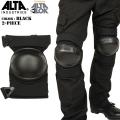 ALTA アルタ COTOUR ニーパッド AltaLok BLACK【52913.00】【キャンペーン対象外】