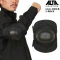 ALTA アルタ FLEX タクティカルエルボーパッド BLACK【53010.00】【キャンペーン対象外】
