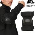 ALTA アルタ COTOUR エルボーパッド BLACK【53112.00】【キャンペーン対象外】