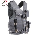 ☆今だけ20%OFF☆ROTHCO ロスコ キッズ TACTICAL CROSS DRAW ベスト 5598 ACU Digital Camo